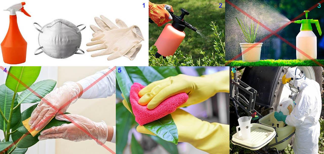 Меры предосторожности при использовании препарата Актеллик