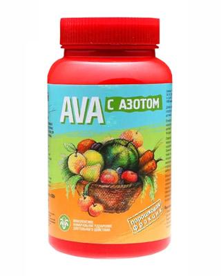 Базовое удобрение Ава с азотом